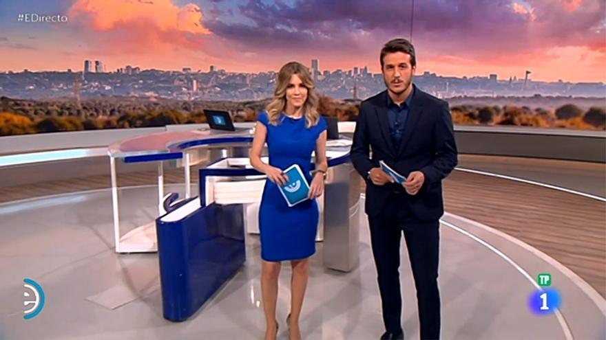 Ana Ibañez y Diego Losada, en España Directo