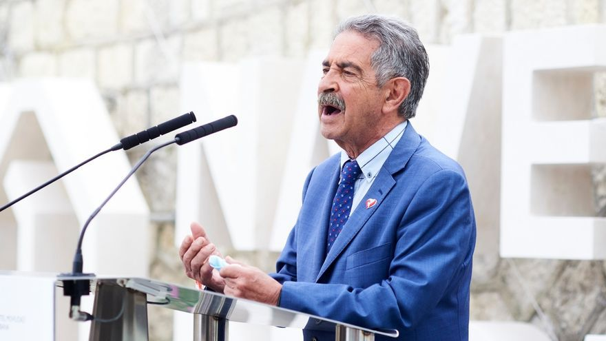 El presidente de Cantabria, Miguel Ángel Revilla en una imagen de archivo.