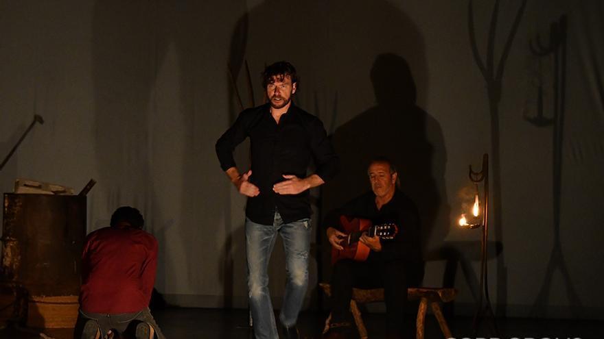 El espectáculo 'Quejío', en el Teatro Góngora | TONI BLANCO