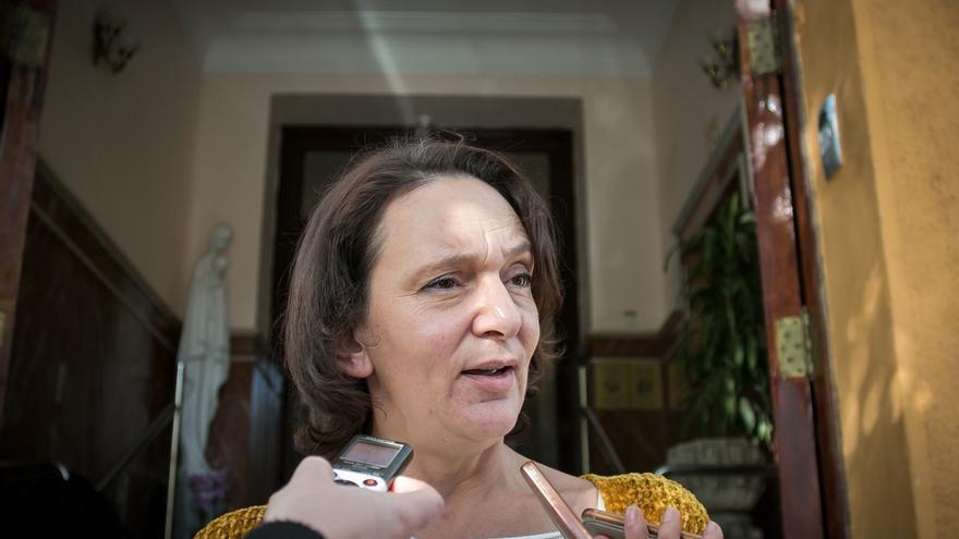 """Bescansa: """"Andalucía es una nacionalidad histórica, no hay nada que discutir ni opinar"""""""