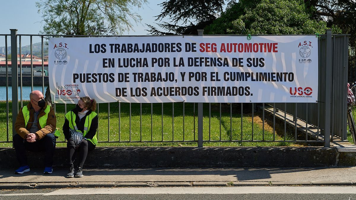 La plantilla de SEG Automotive está llamada a la huelga indefinida.