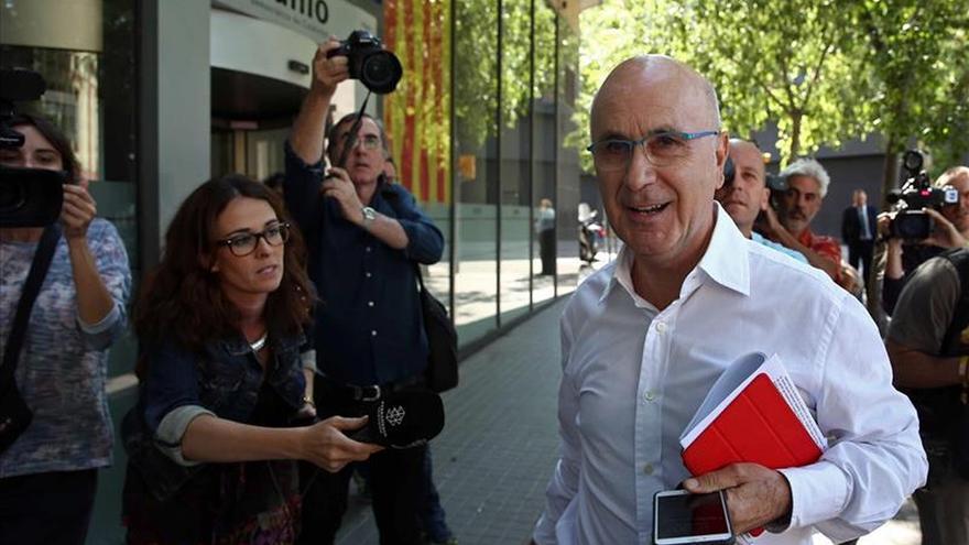 """Durán Lleida: """"Creo que a Mas le queda muy poco"""""""