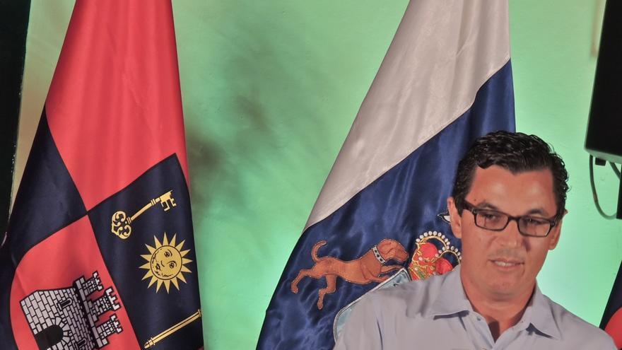 Candidatura Pablo Rodríguez a la alcaldía de Telde