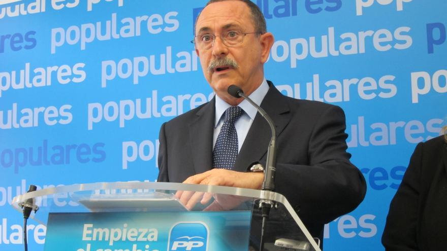 El presidente del PPN dice que la gerente del partido le transmitió que Génova no conocía los ingresos a Cervera