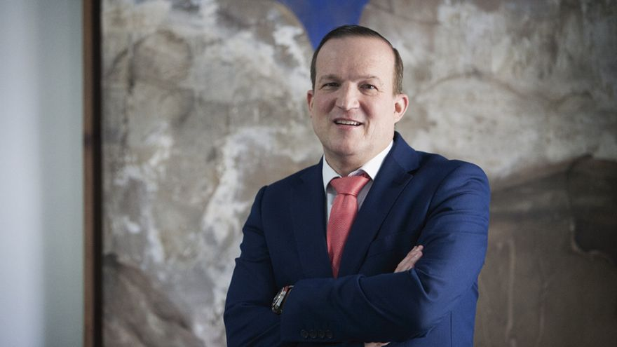 Rafael Nagel, exdirectivo del Deutsche Bank
