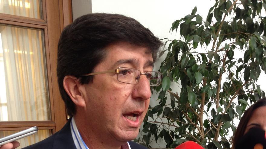 "Marín (C's) pide ""pasar de predicar a practicar políticas que erradiquen la violencia machista"""