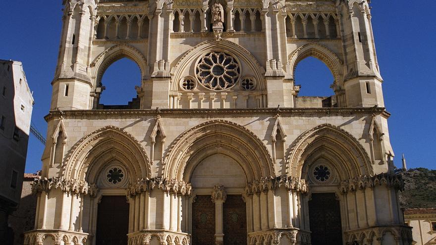 El arco de Jamete, de la catedral de Cuenca, en la 'lista roja' de patrimonio