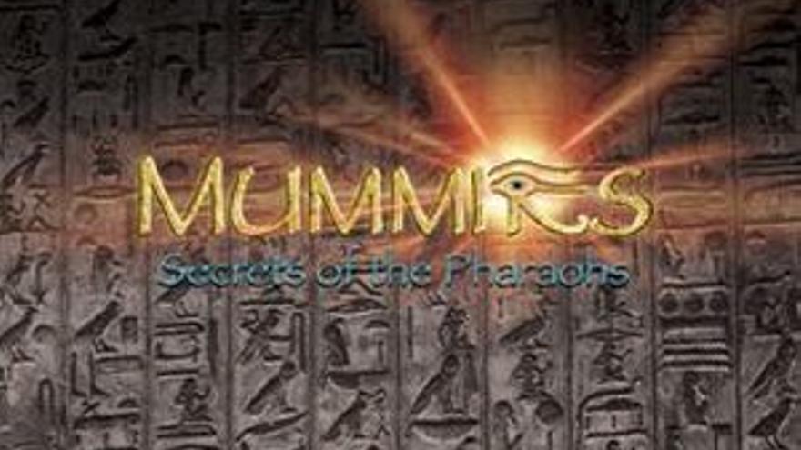 Momias de faraones en 3D en el Museo Elder