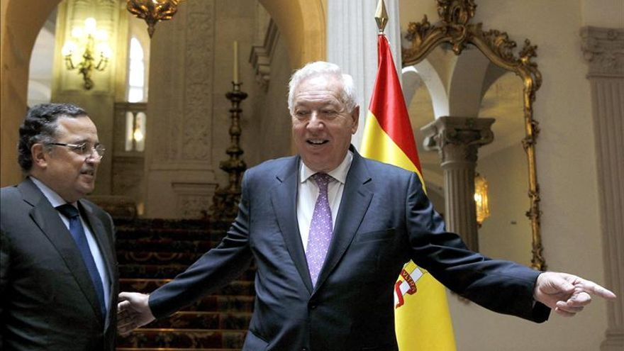 """España pide al ministro egipcio de Exteriores unas elecciones """"abiertas"""""""