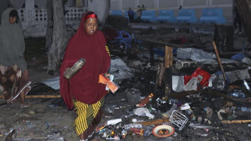 Al menos cinco personas mueren en un nuevo ataque de Al Shabab en Mogadiscio