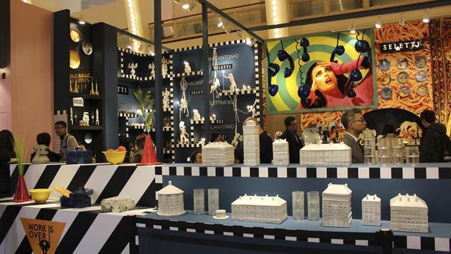 El diseño chino se cita con Occidente en la feria Design Shanghái