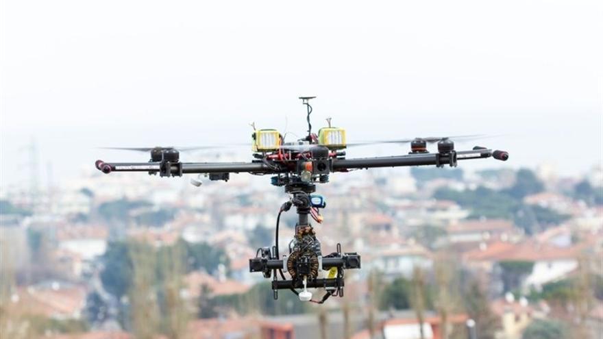 Taller de creación de drones para niños.