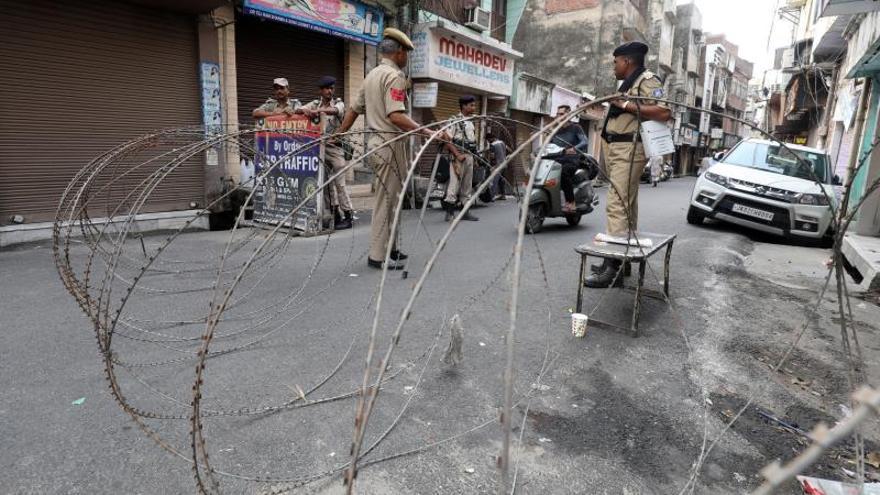 La ley que finaliza el estatus especial de la Cachemira india, a un paso de aprobarse