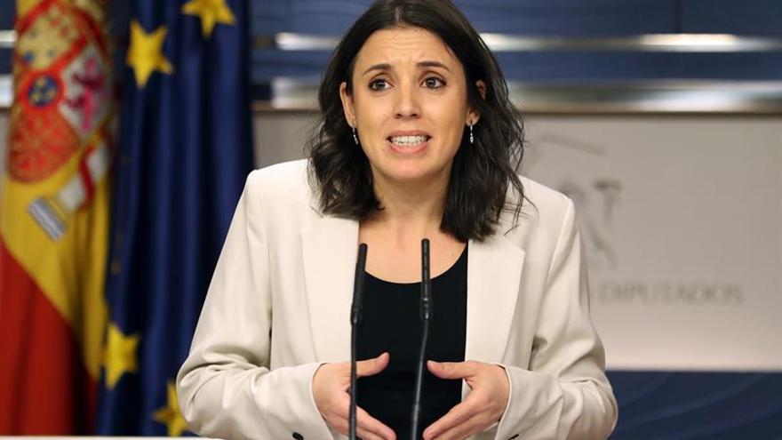 Podemos invita al PSOE a dejar de considerarles enemigos y buscar alternativa