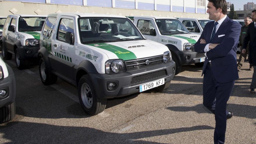 Un juez investiga a la Junta de Castilla y León por subastar como chatarra vehículos forestales que se siguen usando