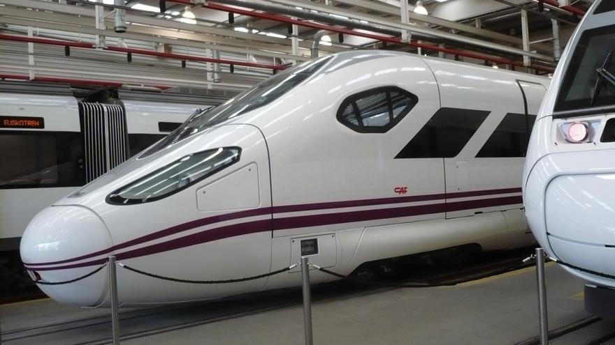 """Ayerdi pedirá a De la Serna el """"impulso del corredor ferroviario entre Zaragoza y la Y vasca"""""""