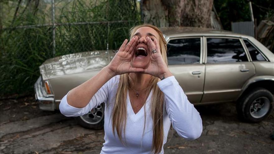 """La esposa de Leopoldo López dice a CNN que """"el cambio está llegando"""" a Venezuela"""
