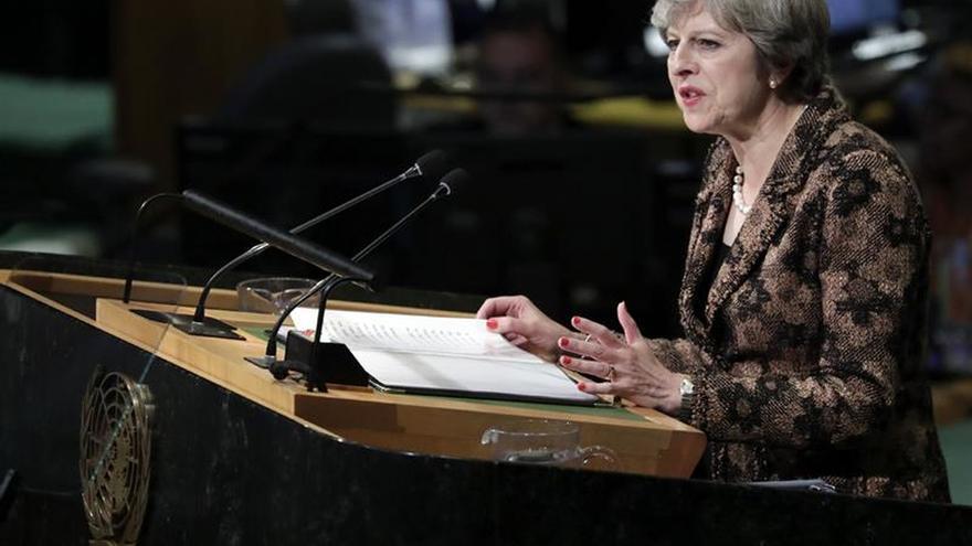"""May dice que hay que esforzarse """"más que nunca"""" para mostrar la utilidad de la ONU"""