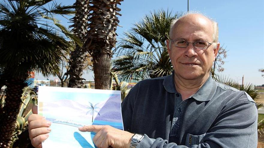 Un inventor patenta un túnel para que puedan circular trenes en el desierto