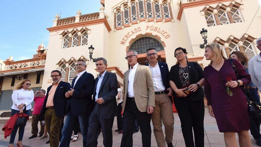 """Guirao: """"Necesitamos que la Región de Murcia deje de mirar a otro lado cuando se cometen ilegalidades"""""""