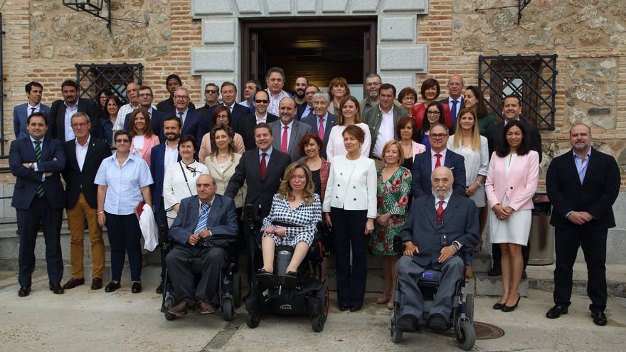 Colectivos y asociaciones con diputados de todos los grupos parlamentarios