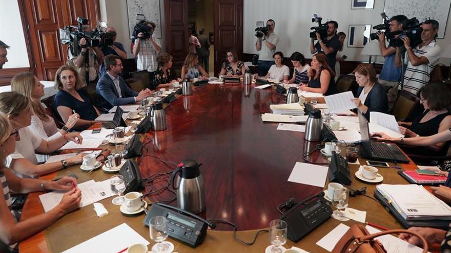 El Congreso pone las bases del pacto de Estado contra la violencia machista