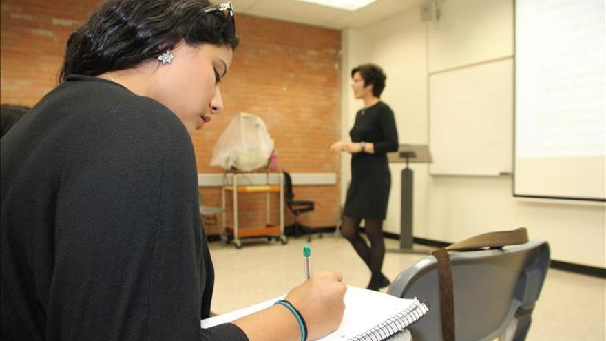 El español se cuela en la enseñanza pública libanesa