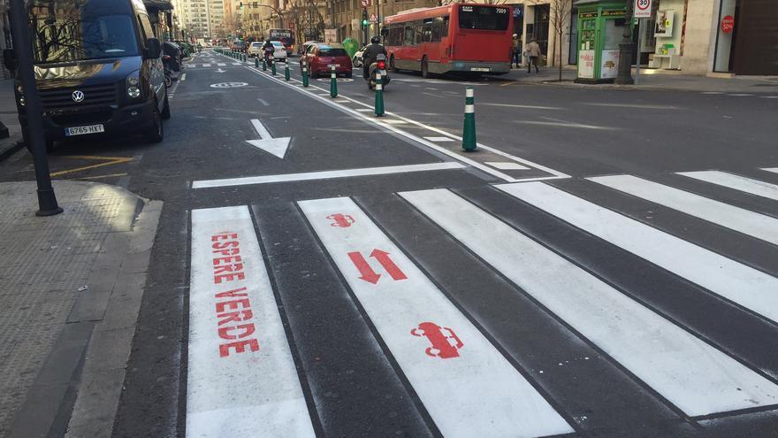 L'avinguda Baró de Càrcer tornarà a dir-se avinguda de l'Oest