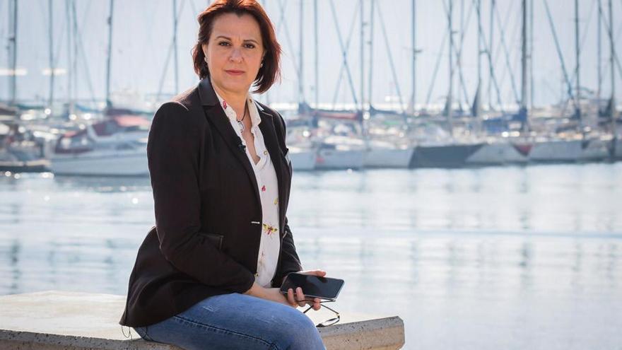 Isabel Franco, candidata a la presidencia de la Región de Murcia por Ciudadanos