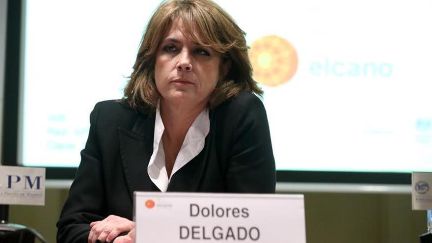 """La fiscal Dolores Delgado ve """"indignante"""" lo ocurrido en la Audiencia Nacional"""