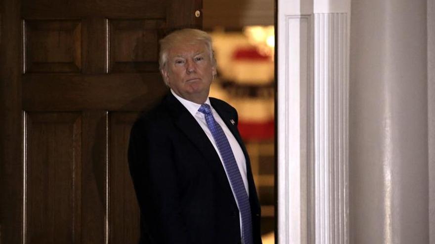 """Trump obligará a dejar su cargo a los embajadores """"políticos"""" el 20 de enero"""
