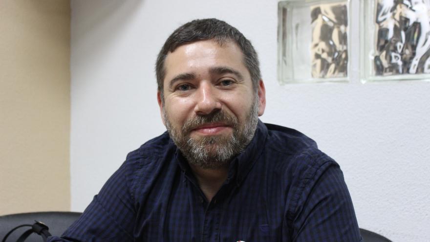 Javier Couso, eurodiputado de Izquierda Unida / PSS