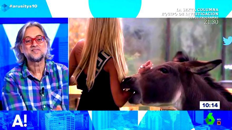 """""""Arusitys"""" comenta GH VIP: laSexta zapea Telecinco, 10 años después de """"Sé lo que hicisteis"""""""