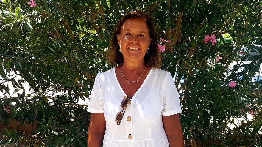 Lola Rodríguez, alcaldesa del PP en Palomares del Río
