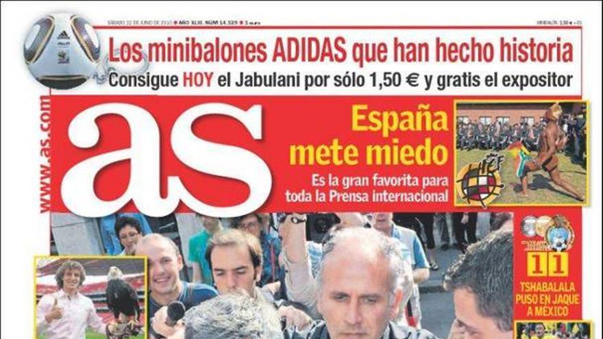 De las portadas del día (12/06/2010) #13