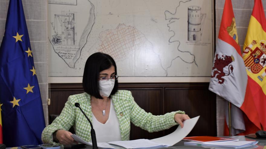 Sanidad y las comunidades revisarán la ley sobre la obligatoriedad de las mascarillas