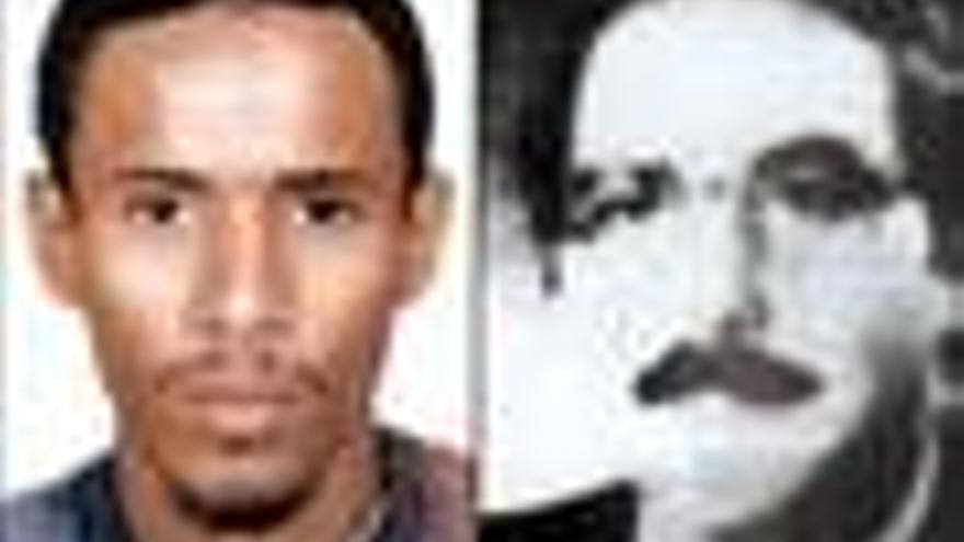 Terroristas buscados por el FBI