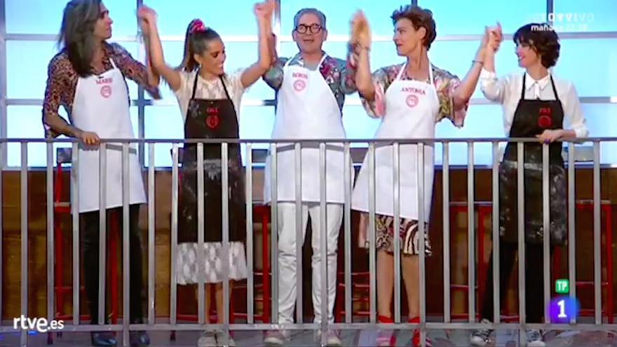 Masterchef Celebrity 3 ya tiene semifinalistas: Paz Vega, Antonia Dell'Atte, Ona Carbonell, Boris Izaguirre y Mario Vaquerizo