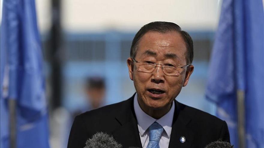 La ONU exige a israelíes y palestinos volver al diálogo tras los últimos choques