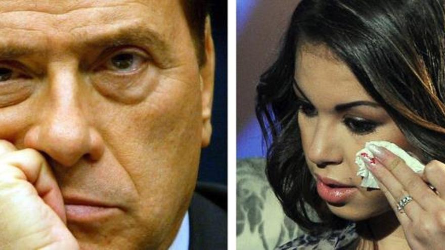 Berlusconi y otras 44 personas investigadas por falso testimonio en el caso Ruby