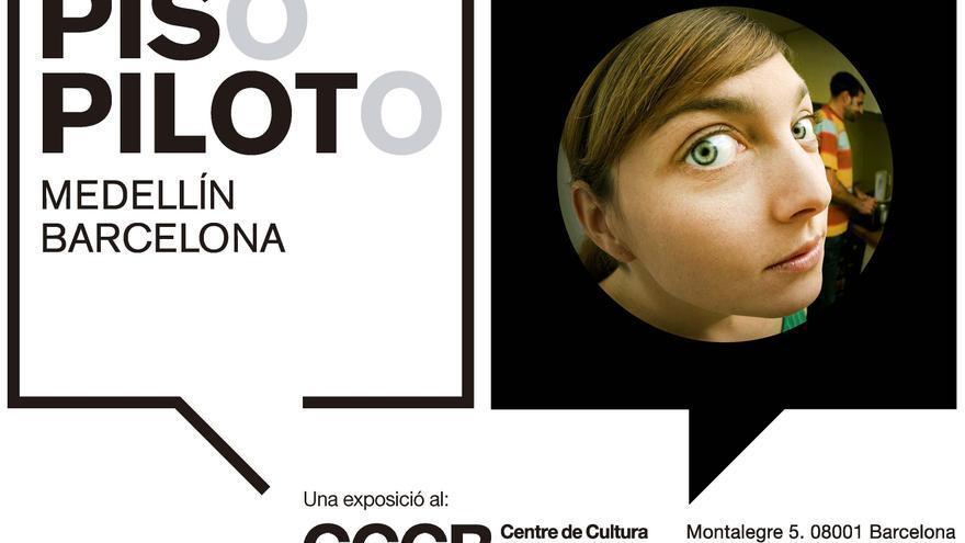 Cartel de la exposición Pis(o) Pilot(o)