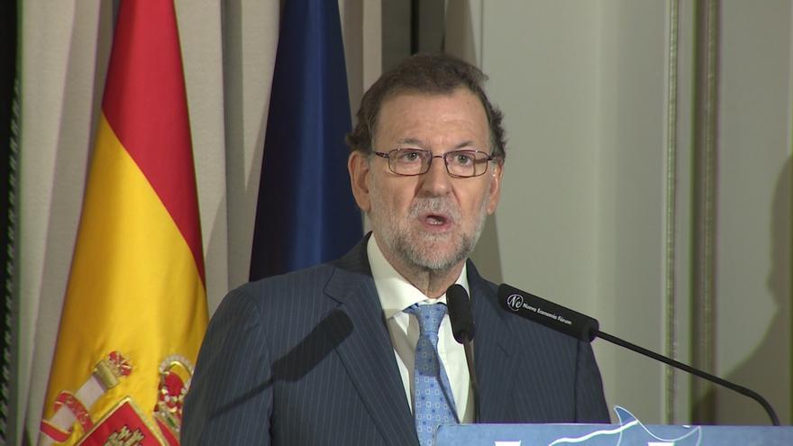 Rajoy expresa sus condolencias por la muerte del expresidente italiano Carlo Azeglio Ciampi