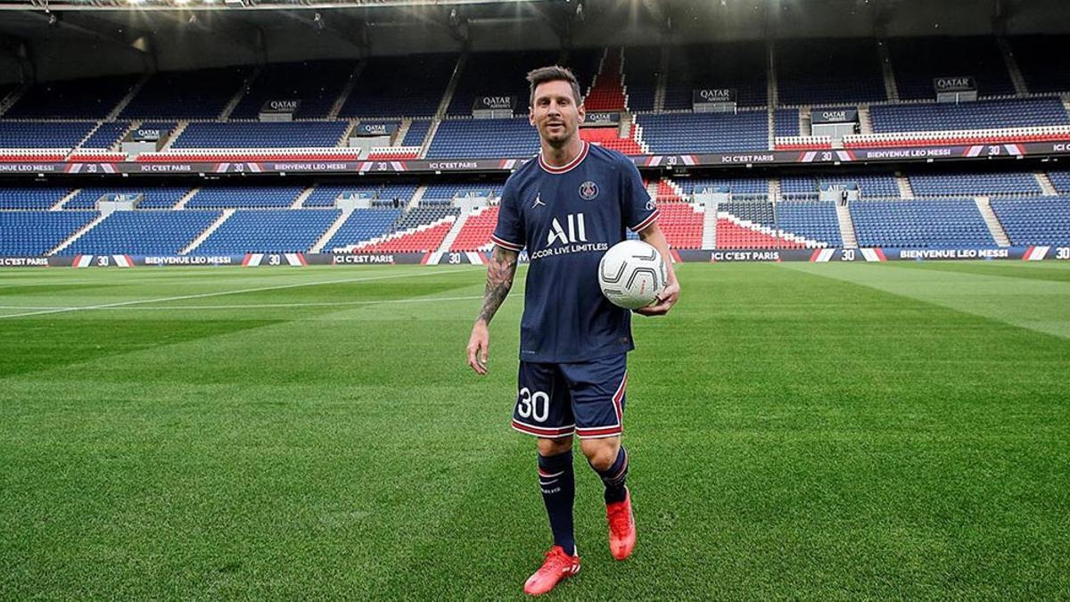 Messi y el PSG inician su camino en la Liga de Campeones