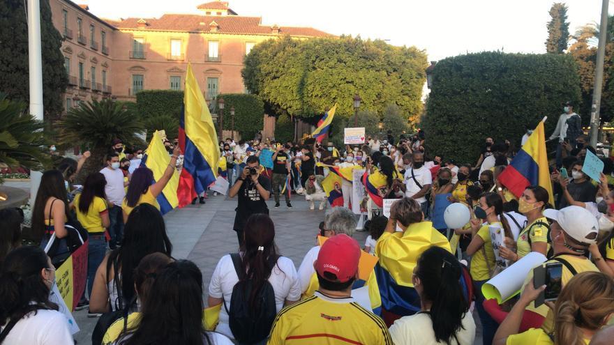 Concentración de protesta en La Glorieta el jueves 6 de mayo