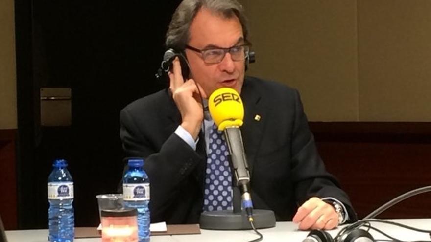 """Mas aspiraría a presentarse a unas elecciones anticipadas pero espera superar el """"bloqueo"""""""