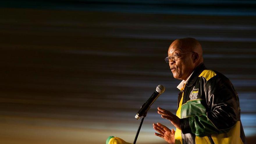 Nuevas protestas contra Zuma en 23 aniversario de la democracia sudafricana
