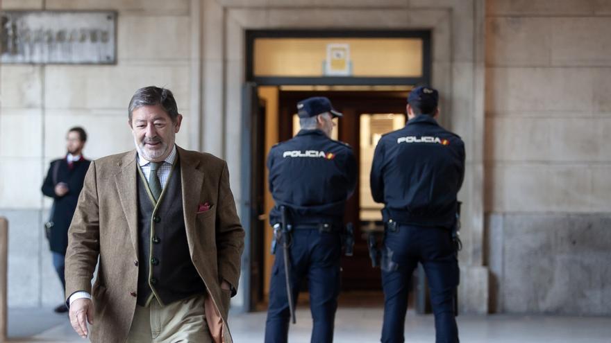 Juez acuerda seguir el procedimiento contra Guerrero y otras cinco personas en una pieza separada de los ERE