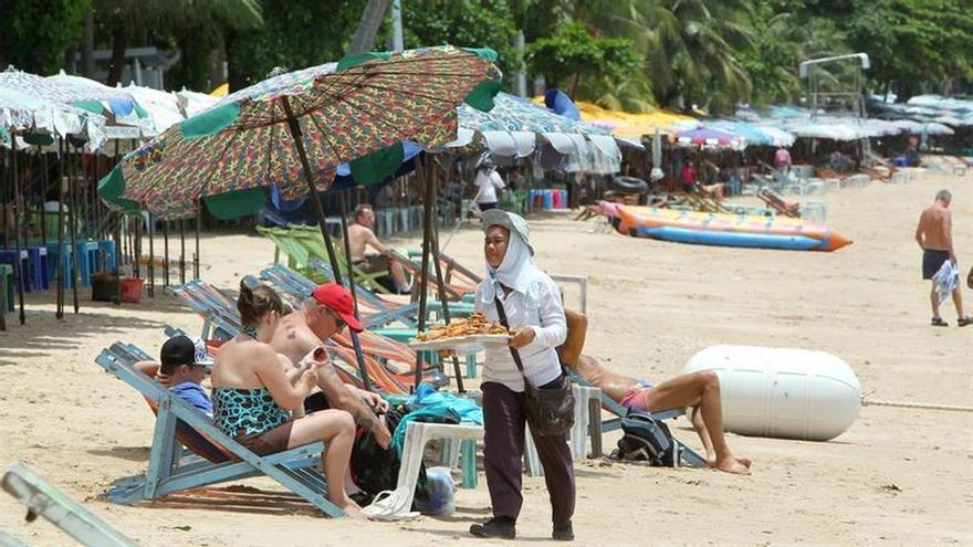 Más de 168.000 turistas españoles visitaron Tailandia en 2016