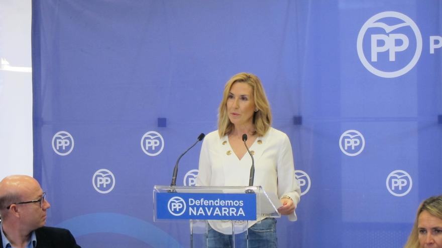 """Beltrán muestra """"muchísima tristeza"""" ante los casos de corrupción en el PP, que le """"abochornan y avergüenzan"""""""