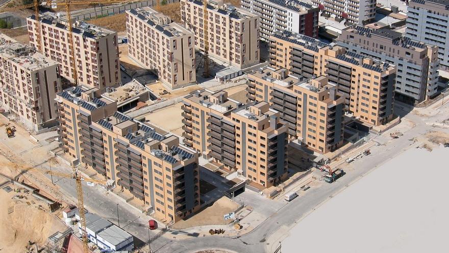 Las tasaciones inmobiliarias vinculadas al saneamiento de los bancos se multiplican por 17 en 2011
